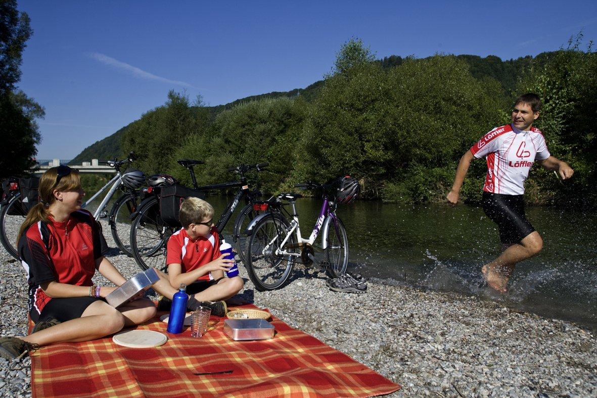 Kerékpározás Alsó-Ausztriában