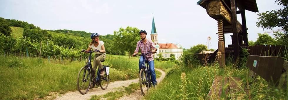 Startol a bringa-szezon Alsó-Ausztriában: új kerékpárutak az Ybbstal és a Bécsi Erdő vidékén
