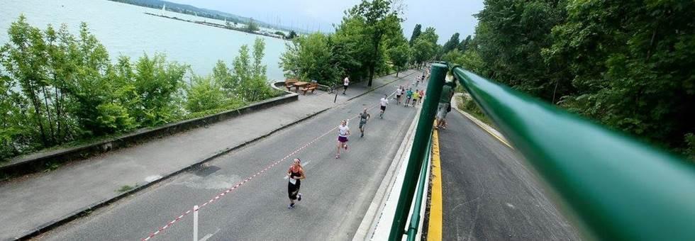 Startol a III. Knauf Tihanyi Félmaraton