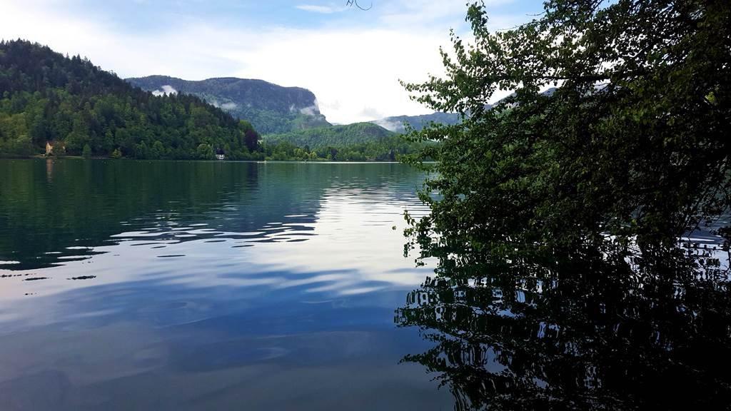 A csodálatos Bledi-tó