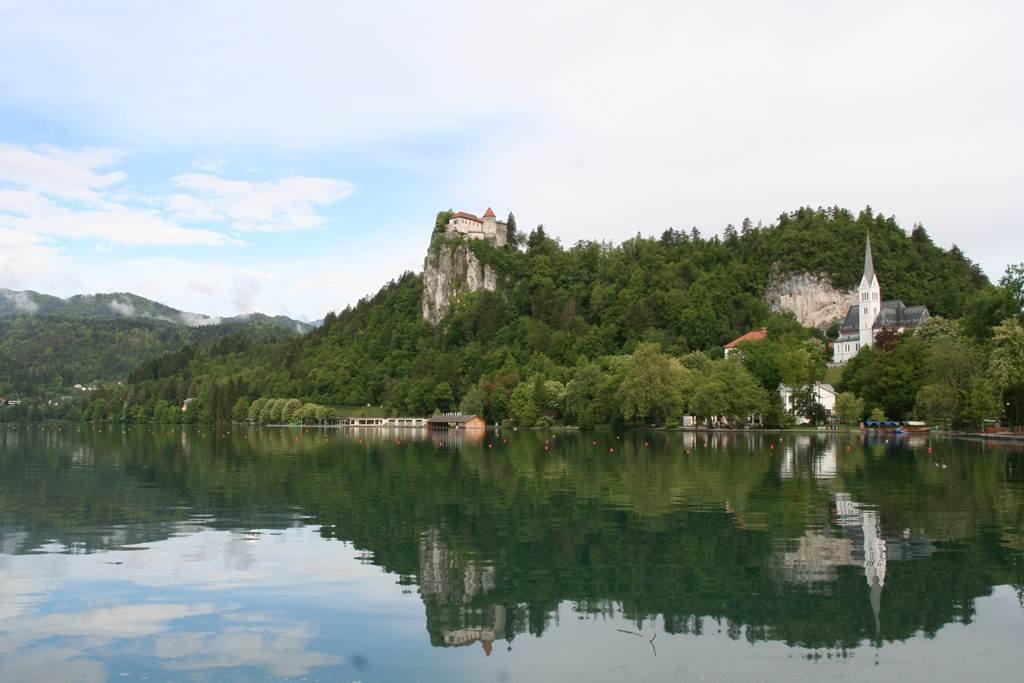 Bledi várkastély - sosem lehet megunni fotózni! :)