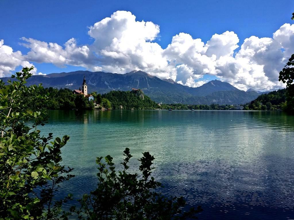 Tökéletes nap a Bledi-tónál