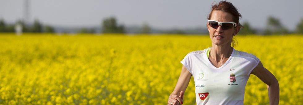 Lubics Szilvia a világ legkeményebb versenyére készül