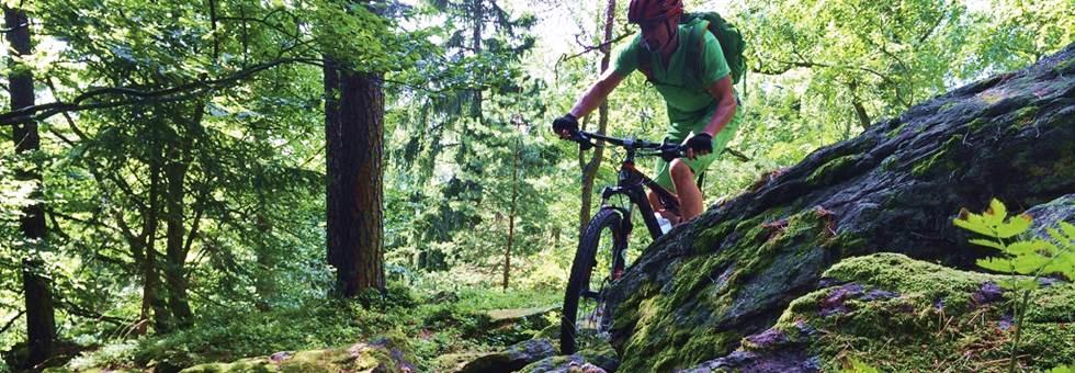 Nyerd be magad Dél-Burgenland Paradies kerékpárútjára