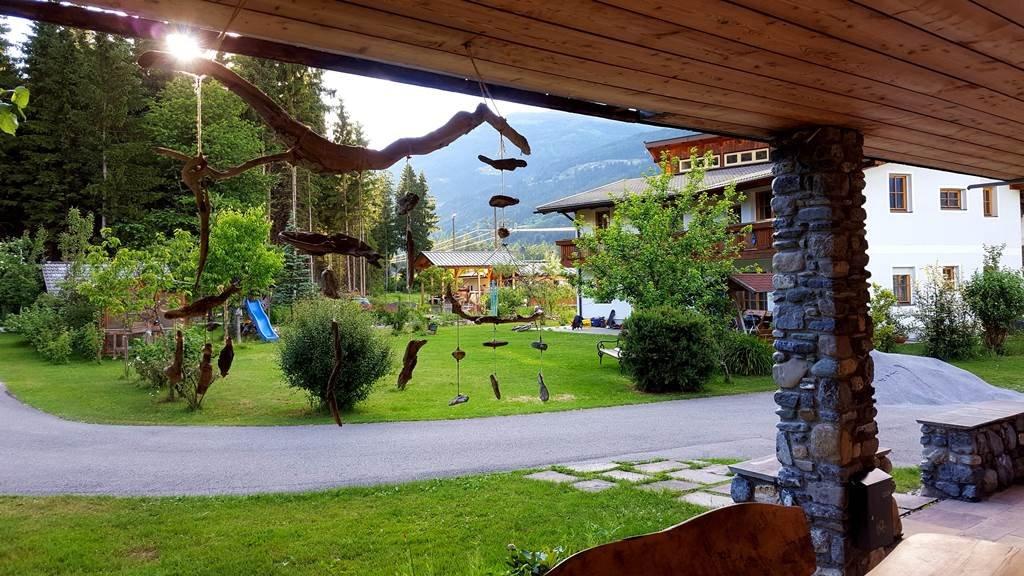 Berg im Drautal kertvárosa igazán hangulatos
