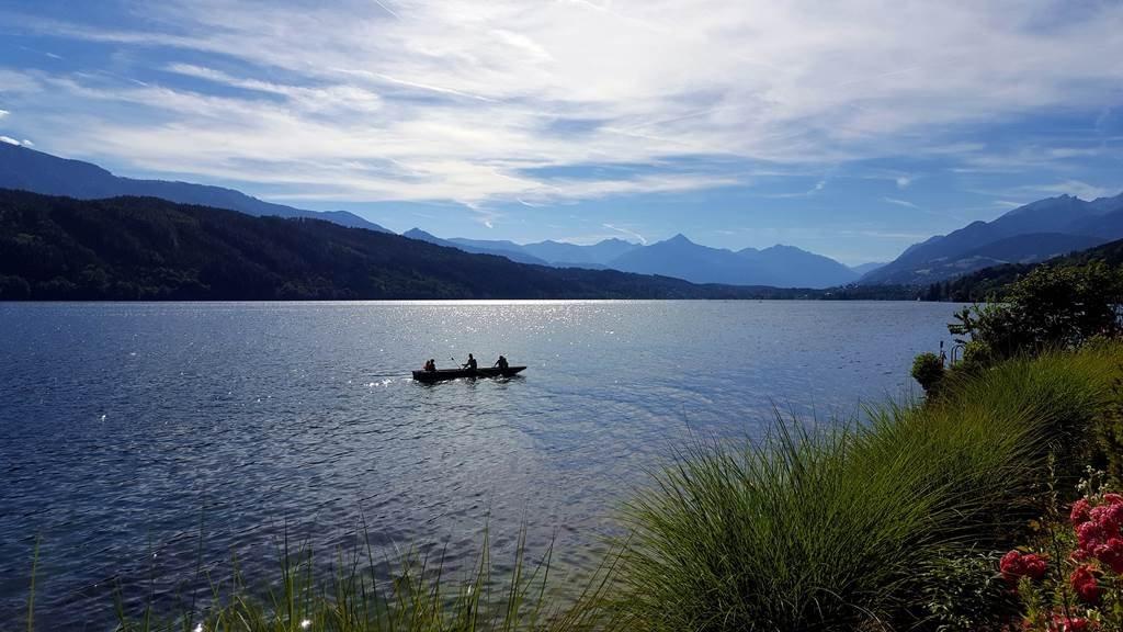 A Millstatti tó a karintiai tavak egyik gyöngyszeme