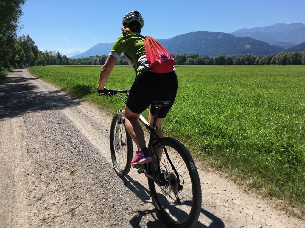Felszabadult kerékpározás