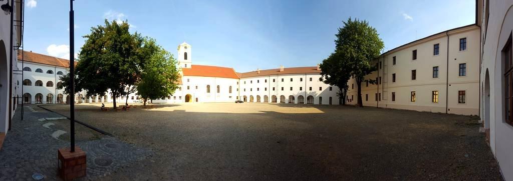 A felújított Nagyváradi vár