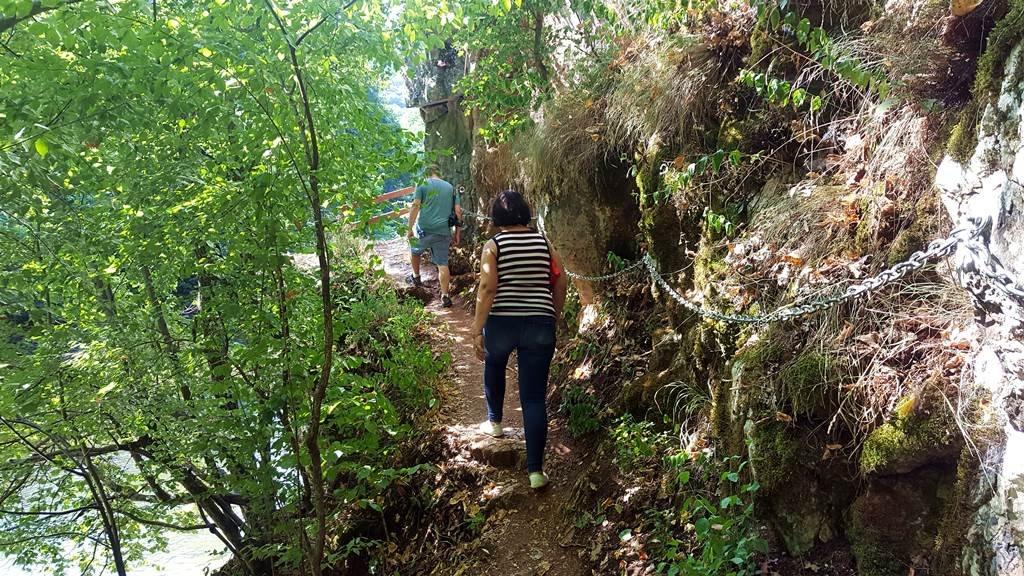 Úton a Zichy barlanghoz