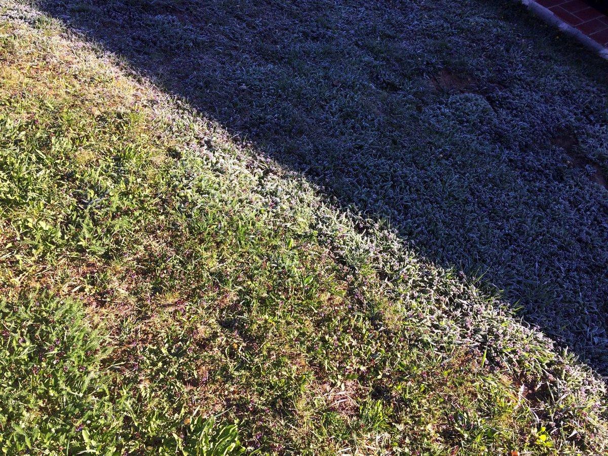 Második nap - csípős reggelt meleg nappal követ