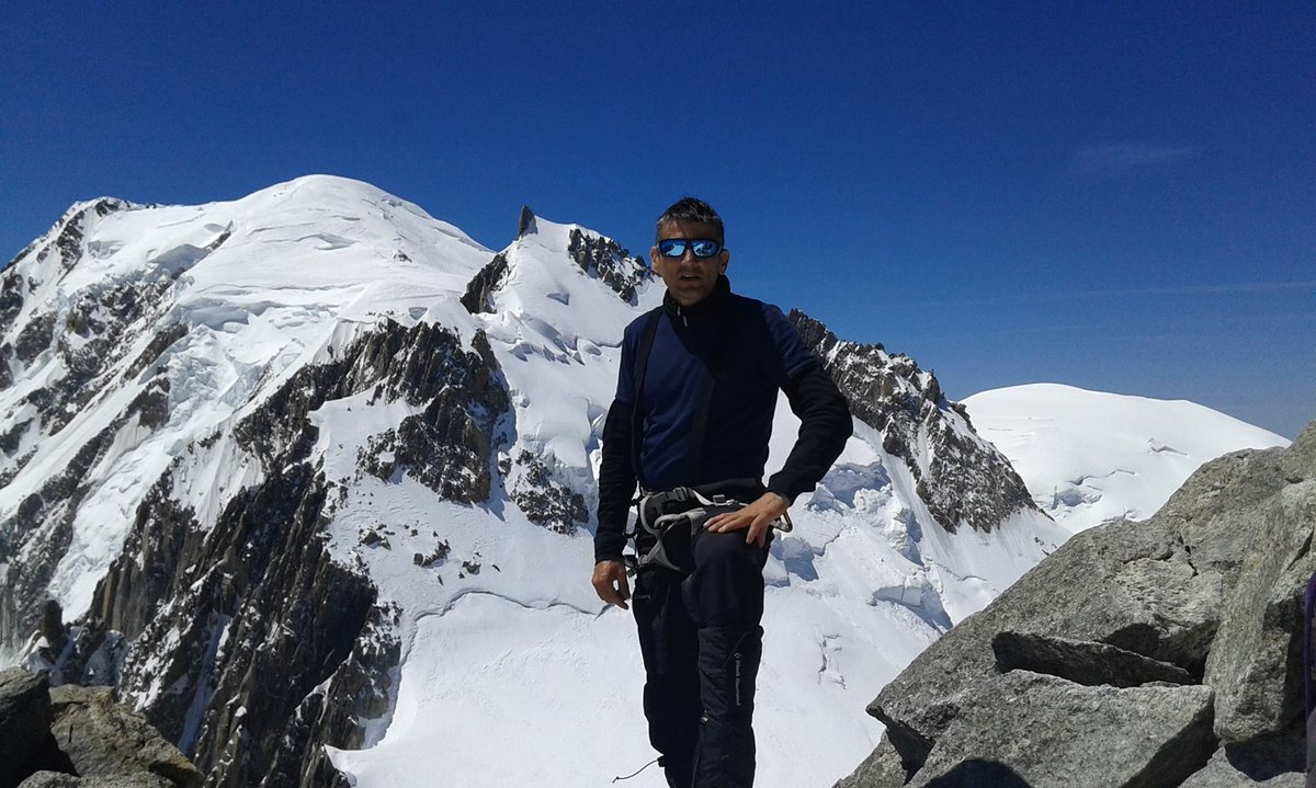 Feri és a Mont Blanc
