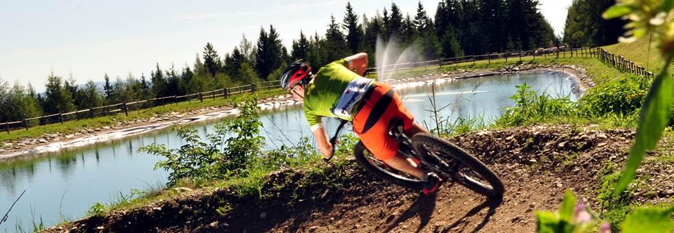 Mountain bike és családi park - Wexl Trails