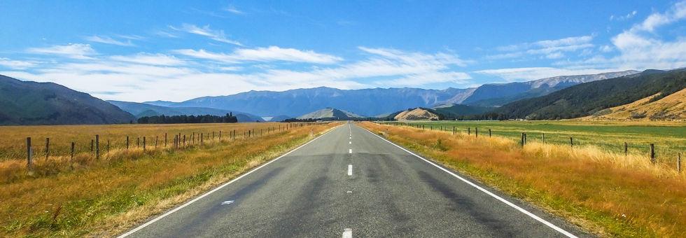 Új-Zéland két keréken - I rész