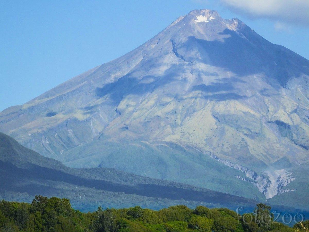 A legbánatosabb hegyisten – Taranaki.