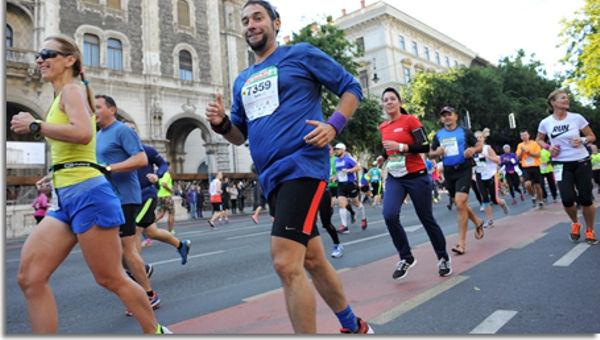 A világ legjobbjai között a SPAR Budapest Maraton