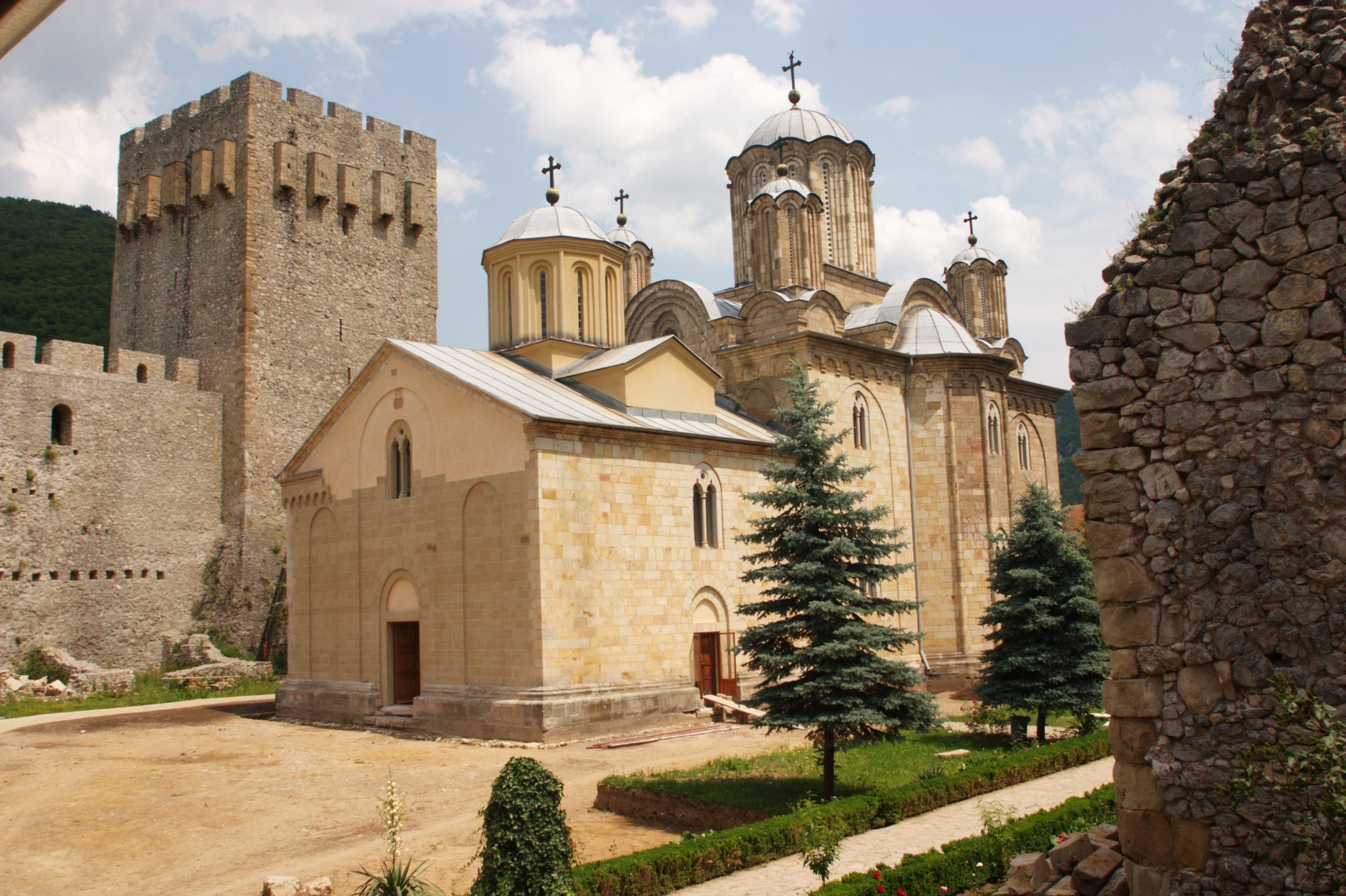Manasija kolostor