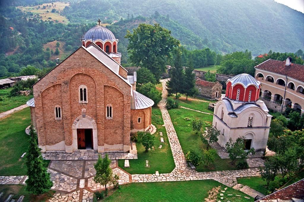Studenica kolostor UNESCO