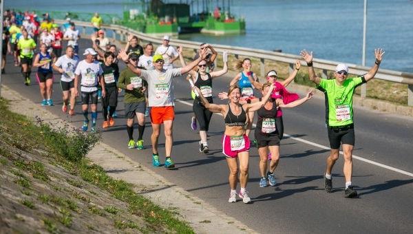 31920 futó egyetlen hétvégén