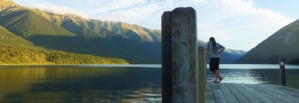 Új-Zéland két keréken - VII rész