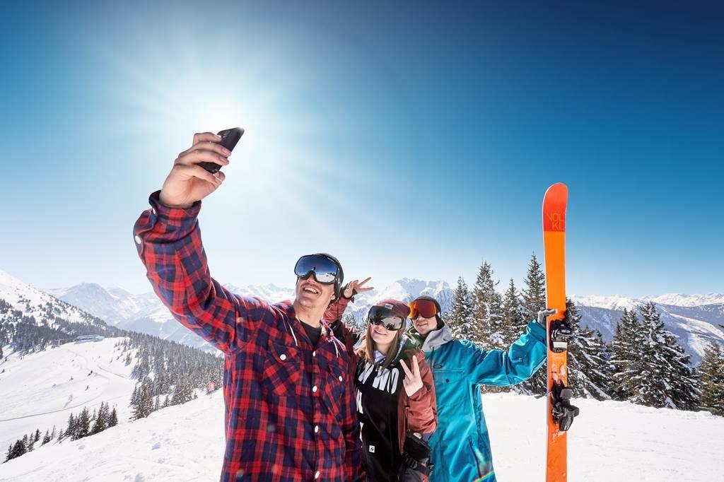 ski amadé made my day - Rock die Alpen