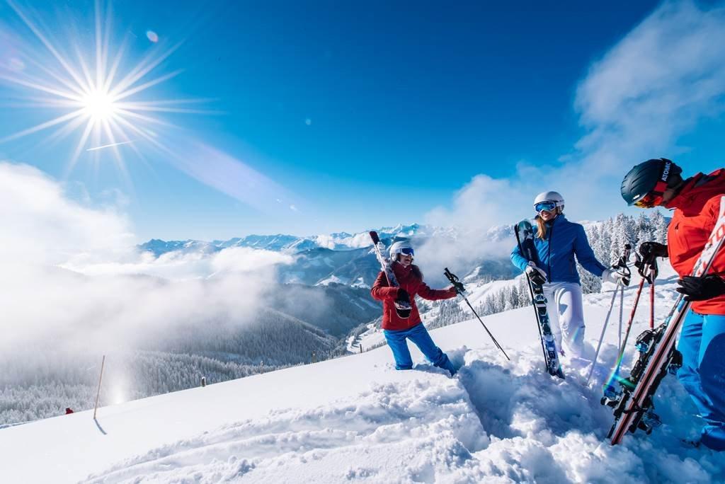 ski amadé made my day - porhó napok