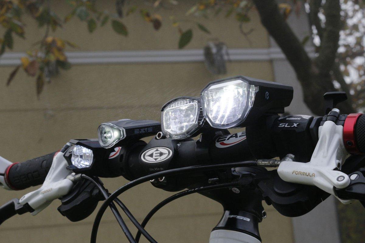 Bikefun kerékpáros lámpák