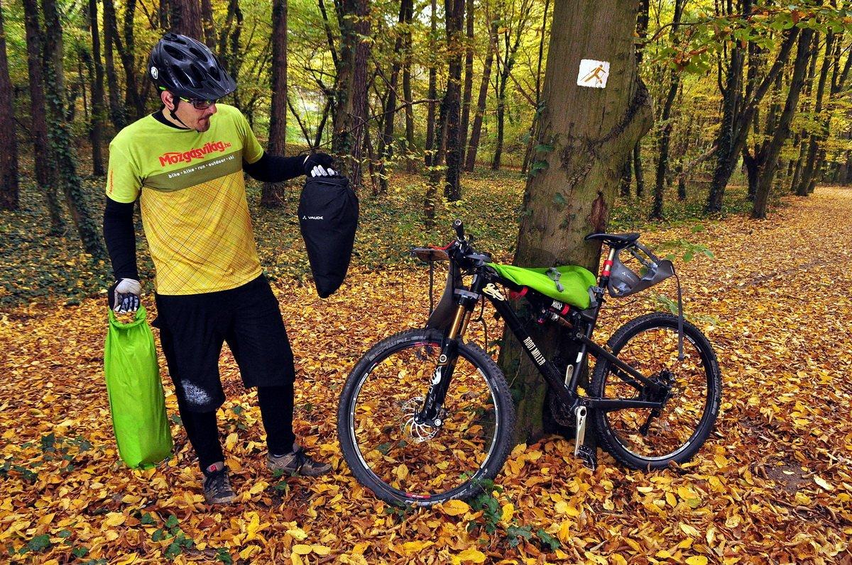 Vaude Trail táskák