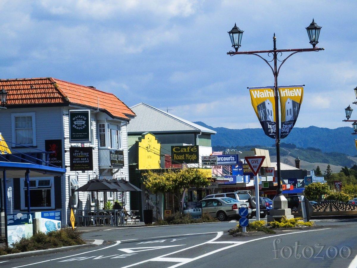 Waihi vadnyugati bája
