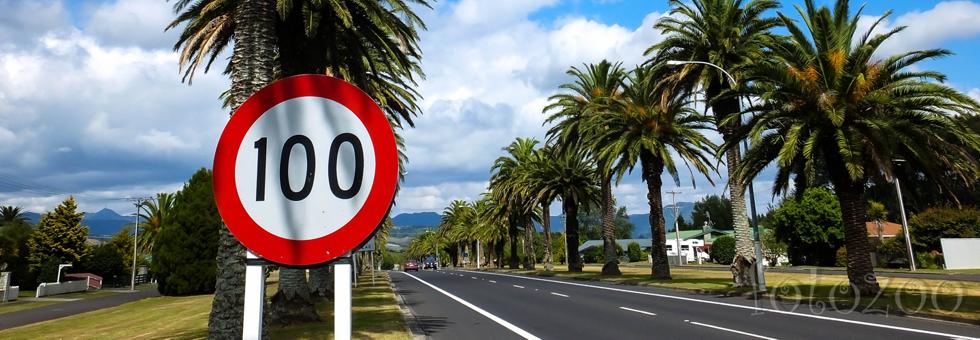 Új-Zéland két keréken - IX rész