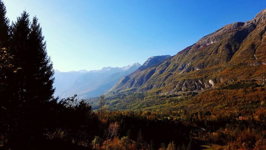 Bovec völgye