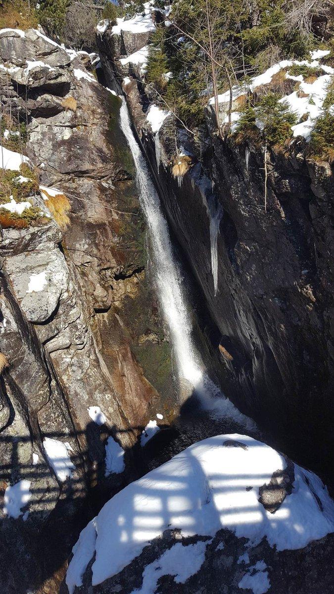 A felső Óriás vízesés