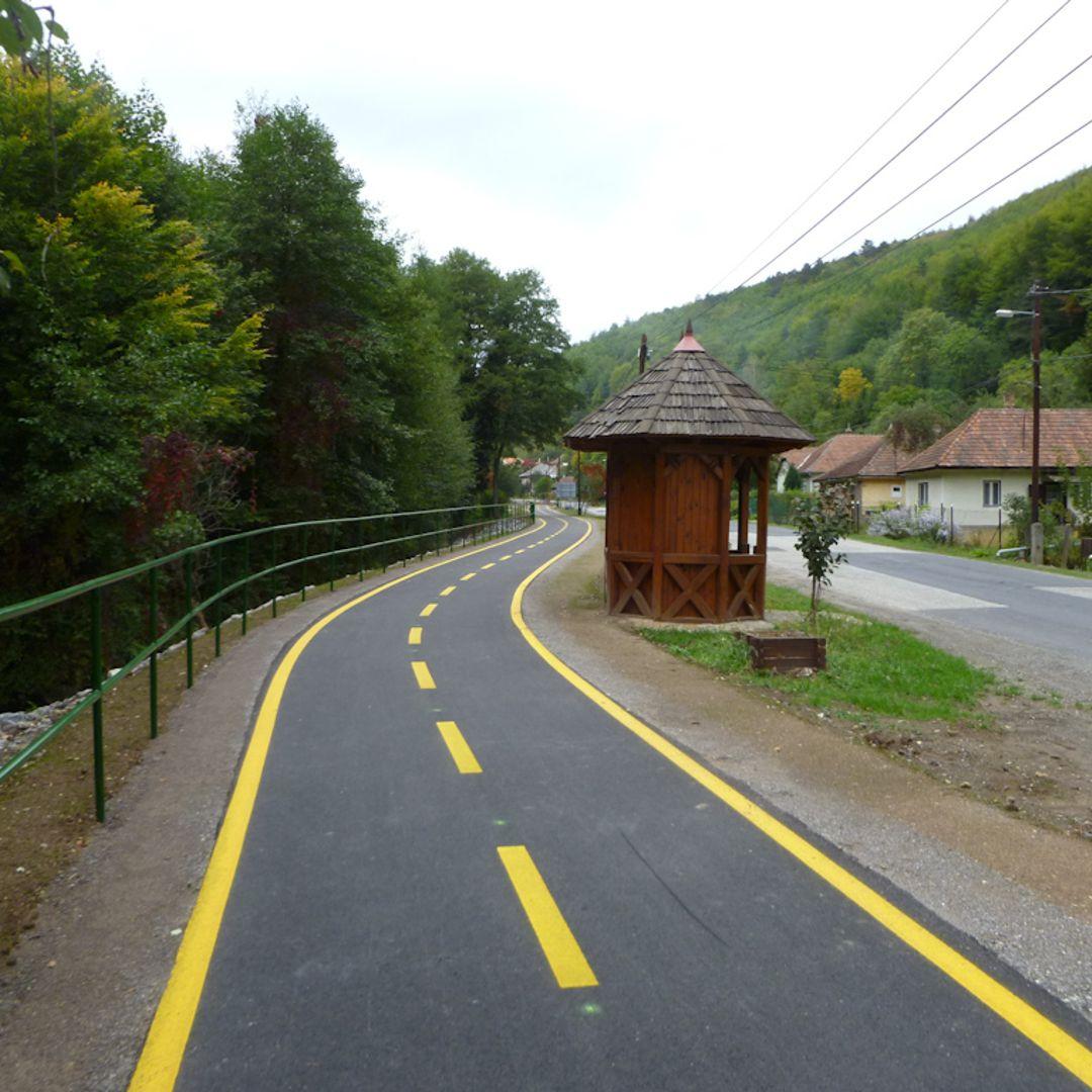 Győr Kerékpárút Térkép