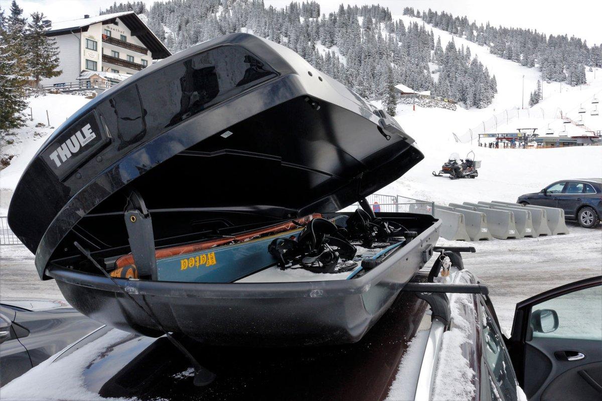 Thule Motion XT Alpine tetőbox