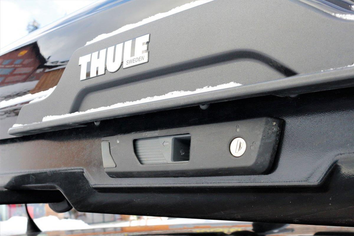 Thule Motion XT Alpine tetőbox bezárt állapotban