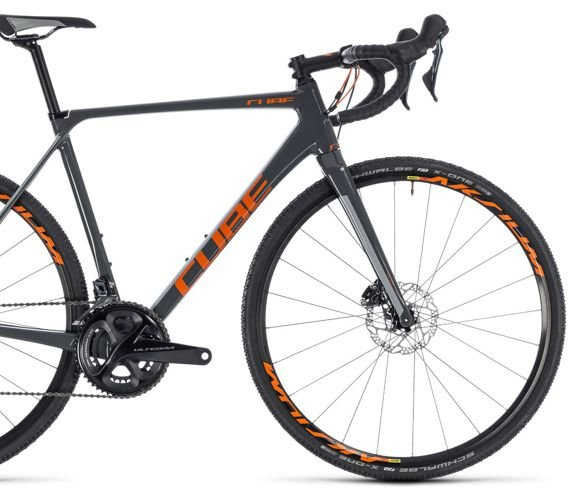 Cube Cross Race C:62 Pro grey´n´orange 2018 Forrás: Paul-Lange.hu