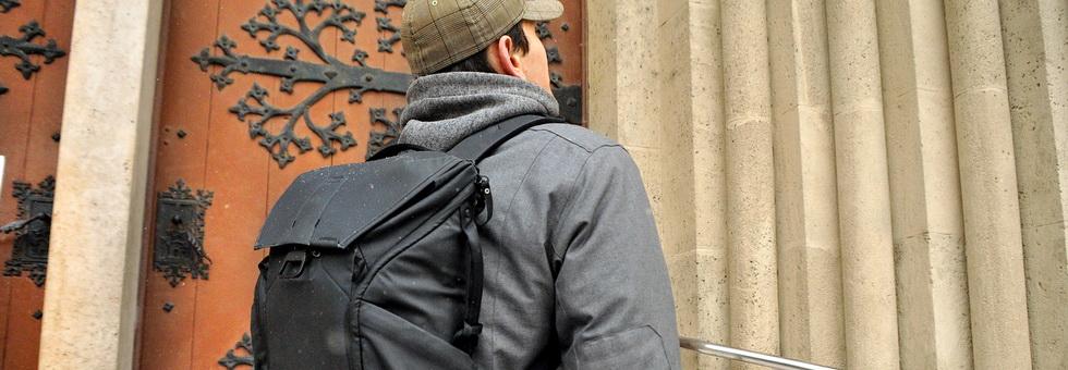 Egy modern városi ember táskája – Peak Design Everyday Backpack