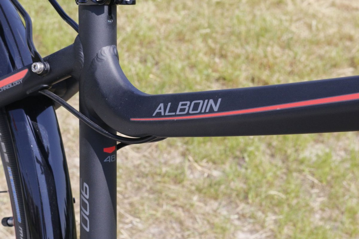 Gepida Alboin 900