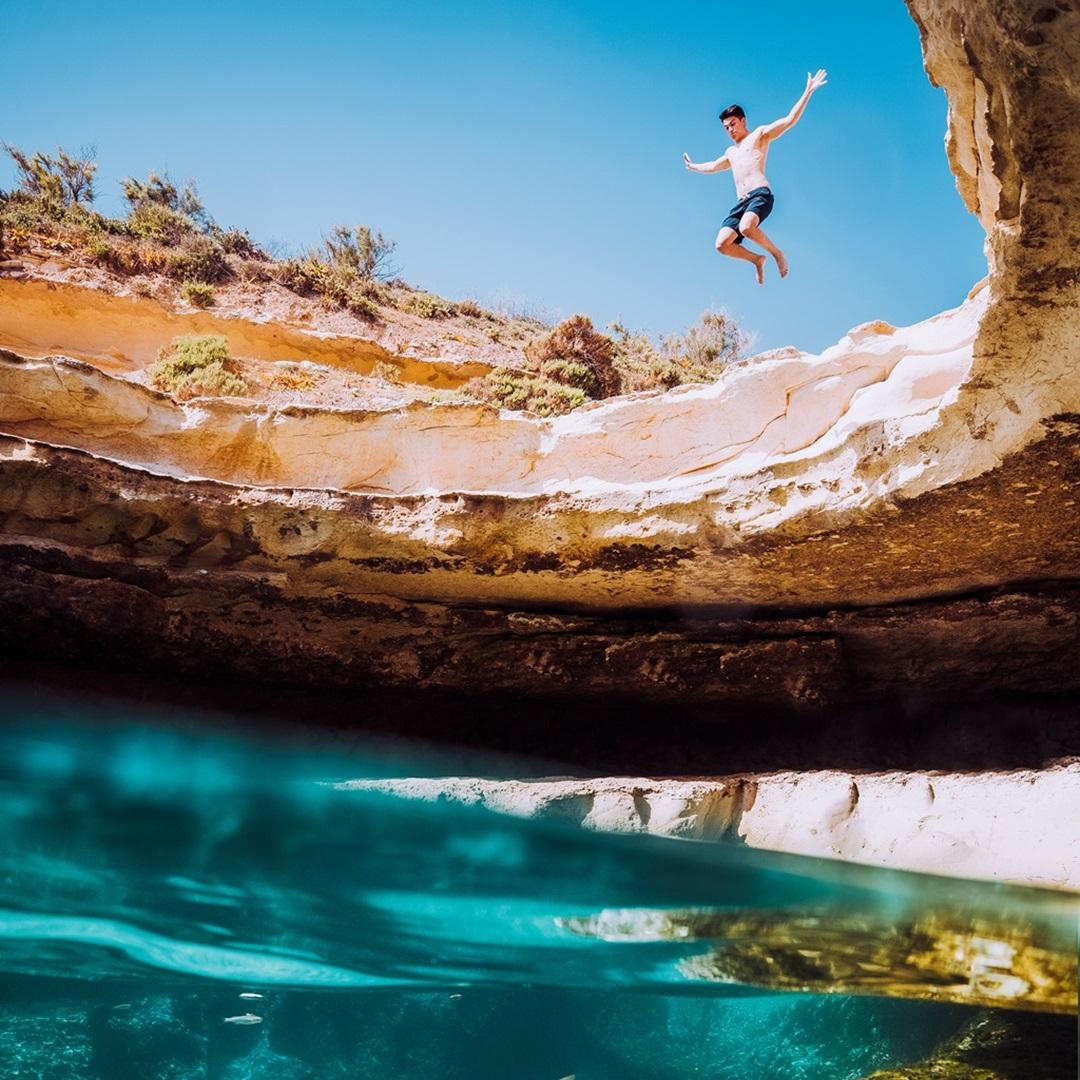 Málta víz alatti kincsei számodra is könnyen elérhetők
