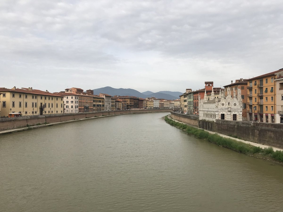 Az Arno folyó