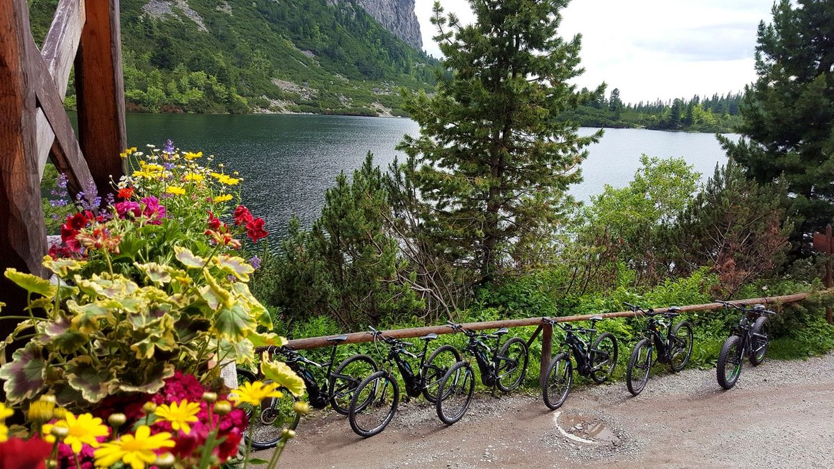 Haibike e-bike-ok sorakoznak