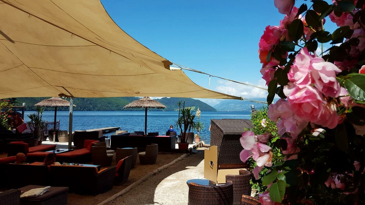 Karibi hangulat a Millstatti-tónál