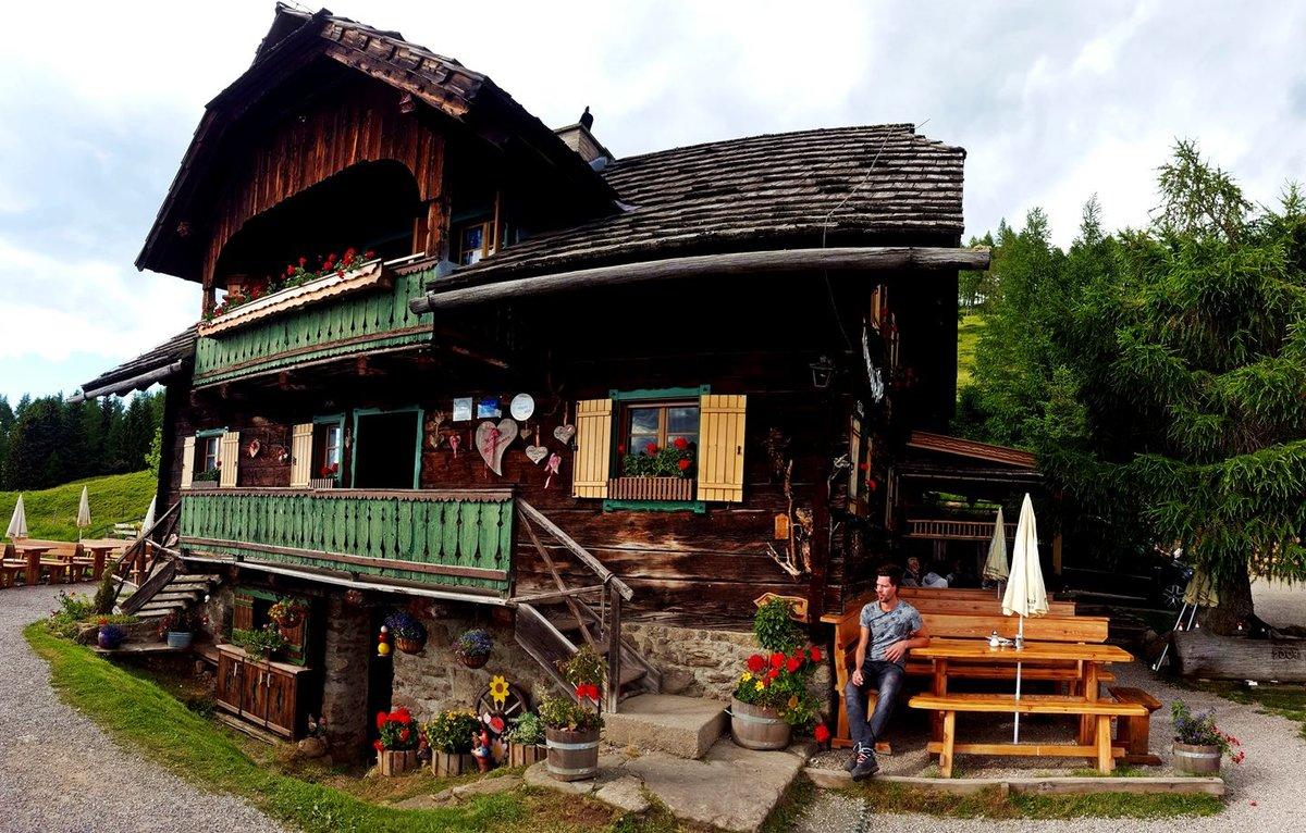 A Lammersdorfer Hütte