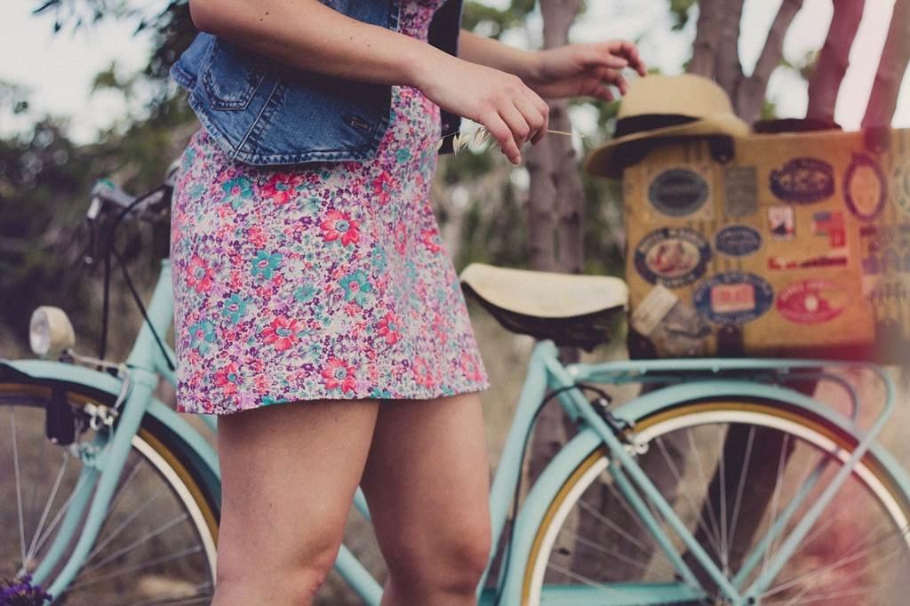 Női kerékpárok