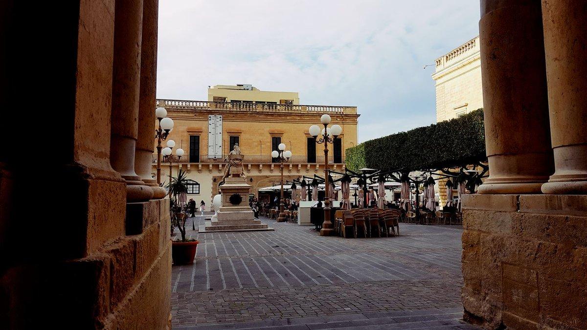 Valletta főtere