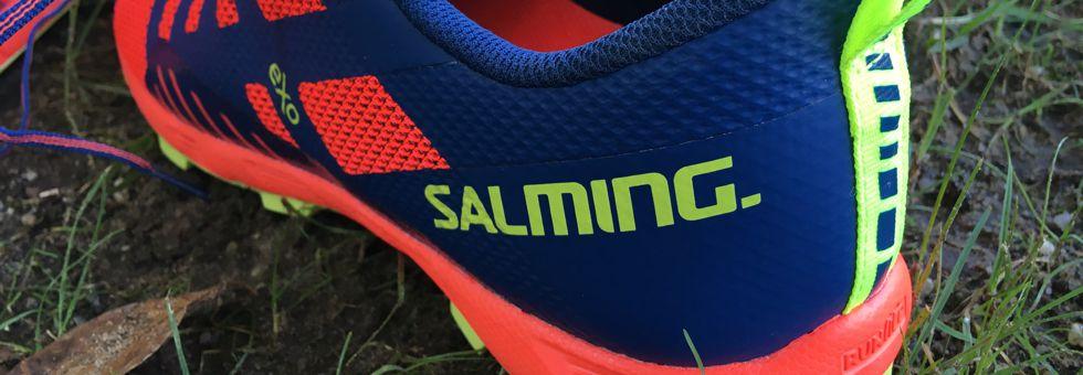 Salming OT Comp terepfutócipő teszt