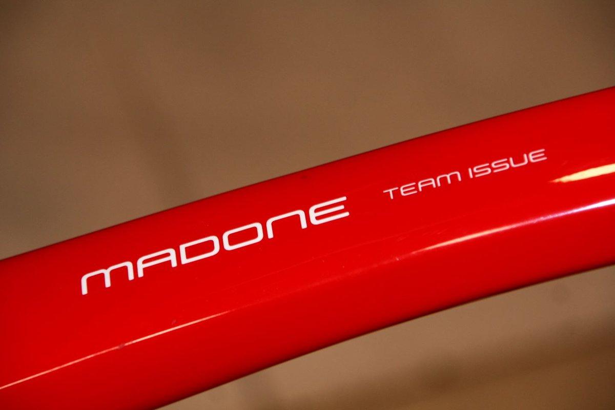 Trek Madone Aero részletek