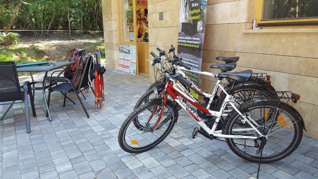 Kerékpárkölcsönző