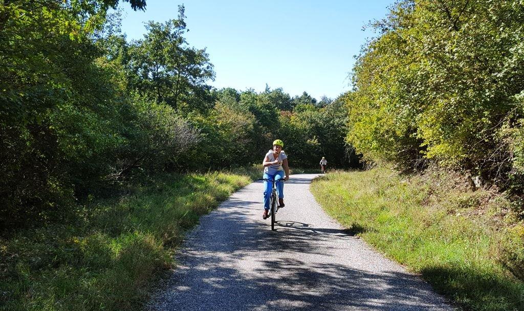 Kerékpártúra a Gerecsében