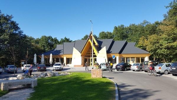 Megnyílt a Gerecse Kapuja Látogatóközpont
