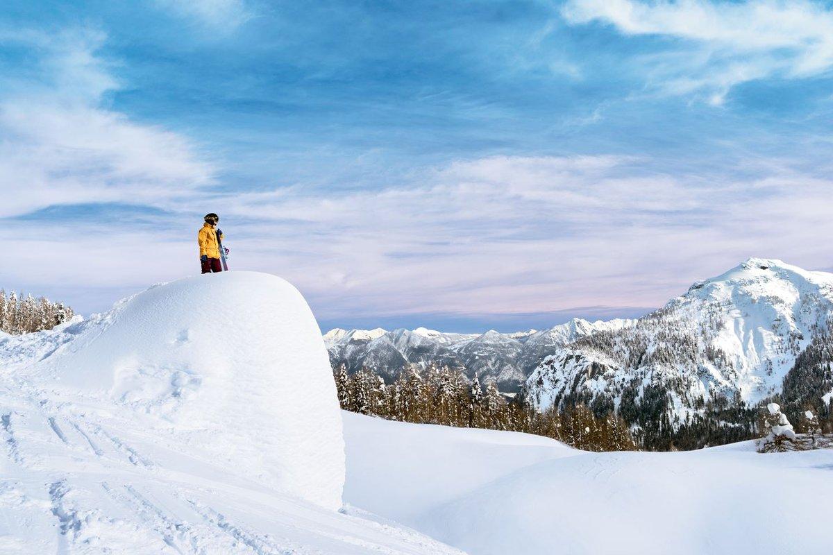 Tél Karintiában!